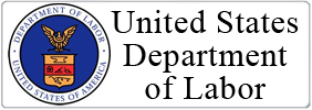 Visit the home page of  US Department of Labor
